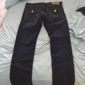 True religion jeans skinny size 33